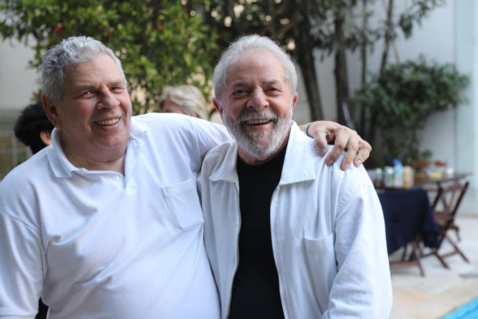 Manifesto profundo pesar pelo falecimento do irmão mais velho do ex-presidente Lula