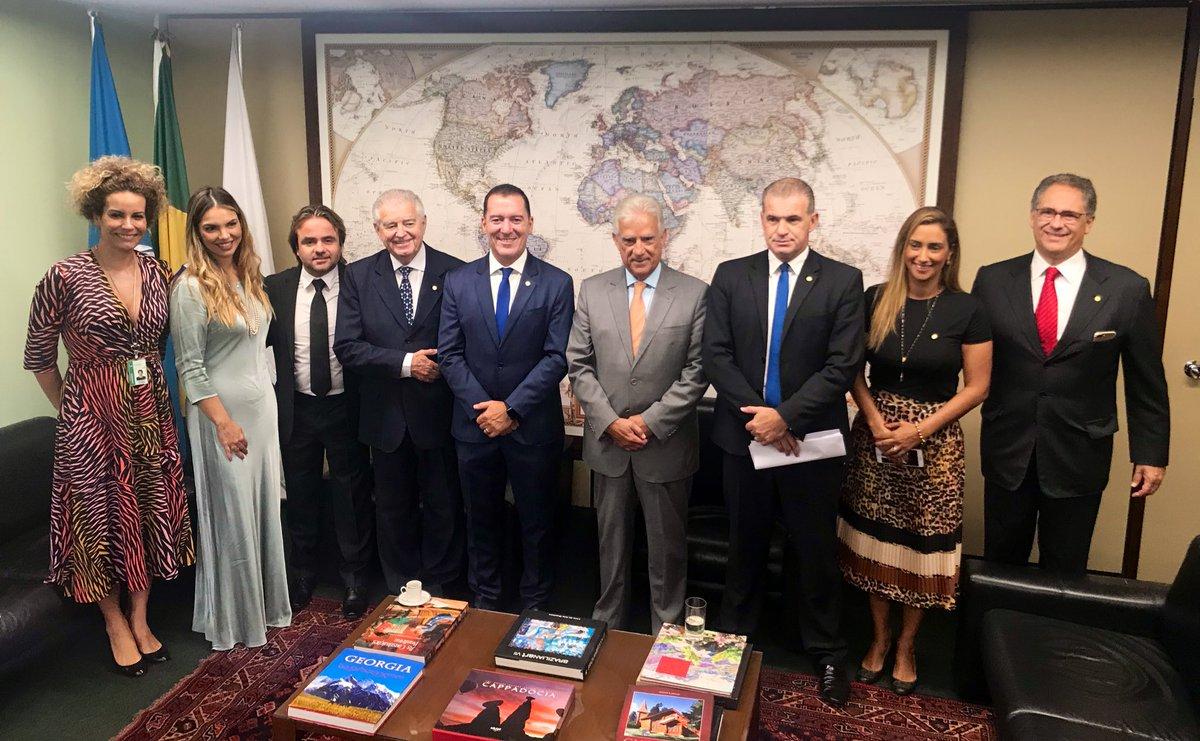Zarattini é reeleito vice-presidente do grupo parlamentar Brasil-Itália