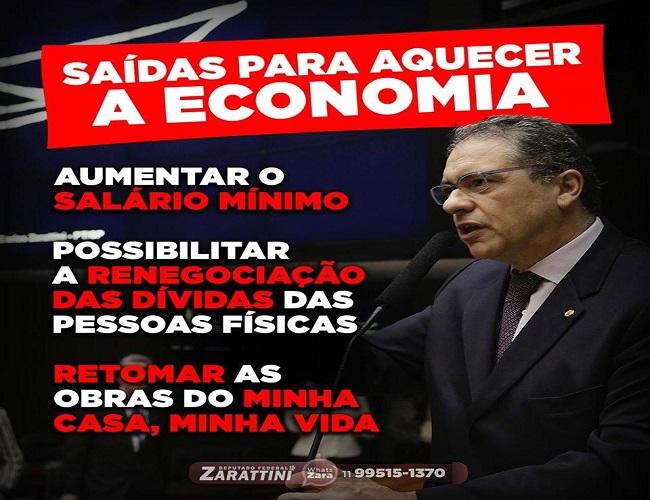 PT tem saídas pra economia brasileira