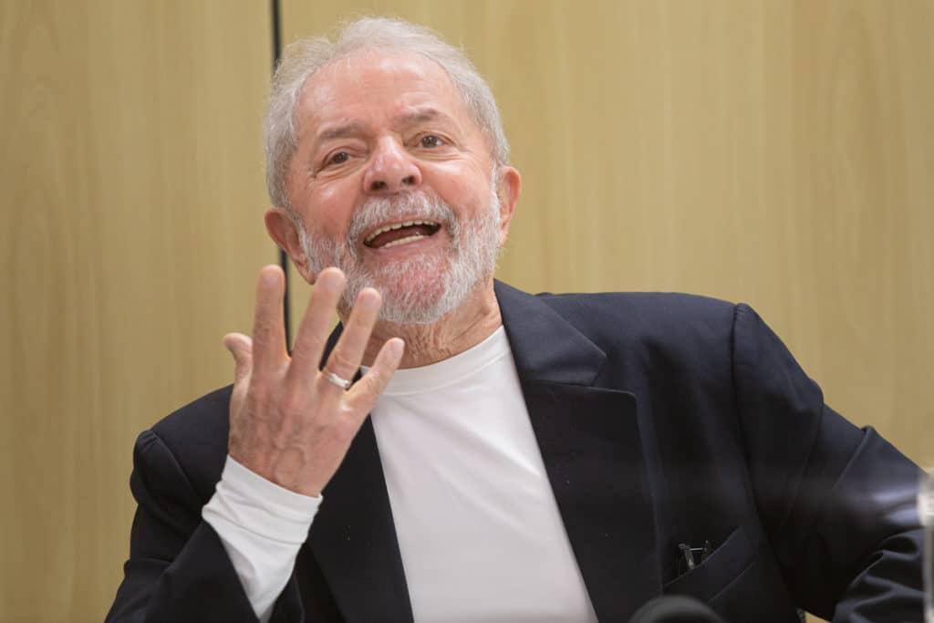 'Se o Lula preso incomoda muita gente, solto, vou incomodar muito mais'