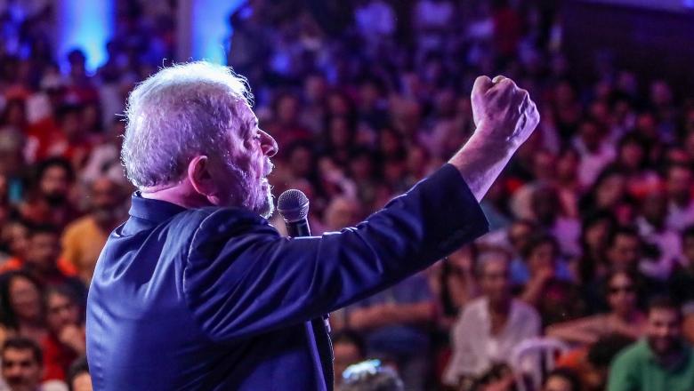 Lula envia carta aos militantes sem-teto presos em São Paulo