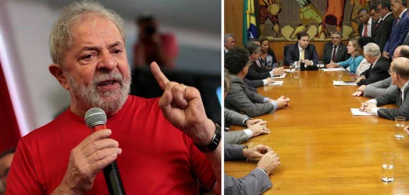 Da cadeia, Lula dá o primeiro passo para construir frente antifascista