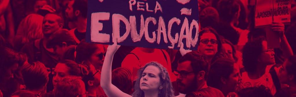 Minuto a Minuto | Acompanhe as mobilizações em defesa da educação e da Previdência