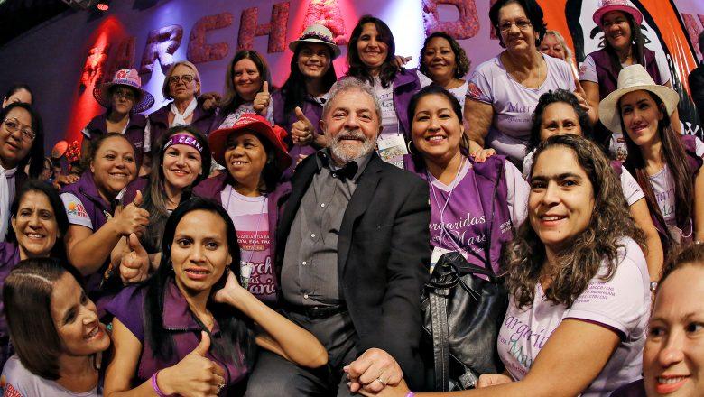 """""""Governamos como uma mãe que protege os mais fracos, agora governam com ódio"""", diz Lula em carta a Margaridas"""