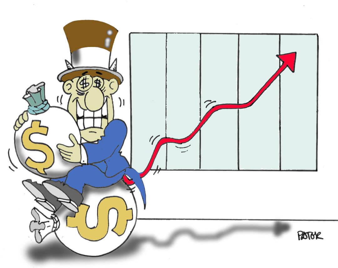 Banqueiros lucram com desastre econômico e desemprego