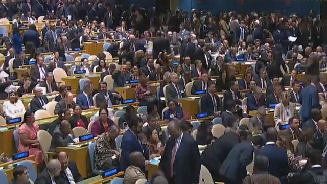 Especialistas dizem que fala na ONU foi previsível por ser forte e ter carga religiosa
