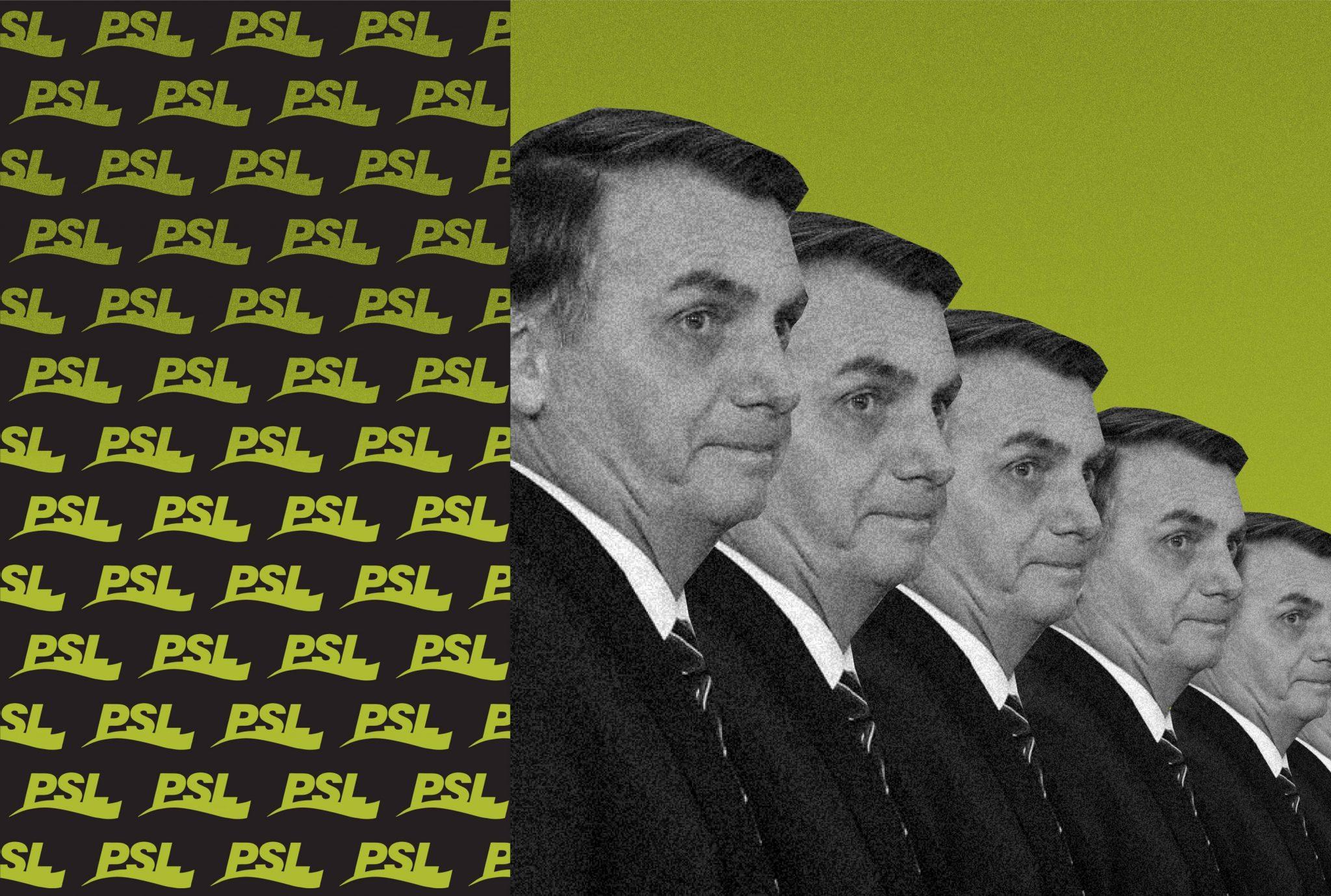 O caixa oculto do PSL: partido omitiu da Justiça despesas com a campanha de Bolsonaro