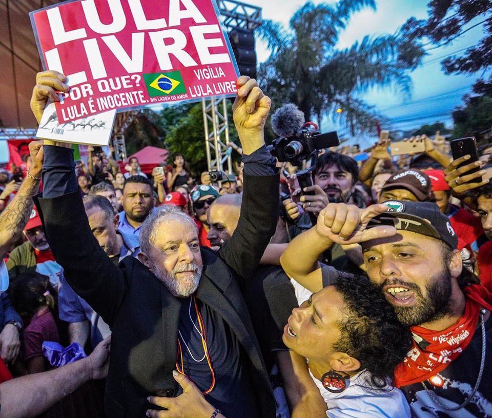 Ao vivo  Acompanhe mobilização em São Bernardo; Lula Discursa às 15h