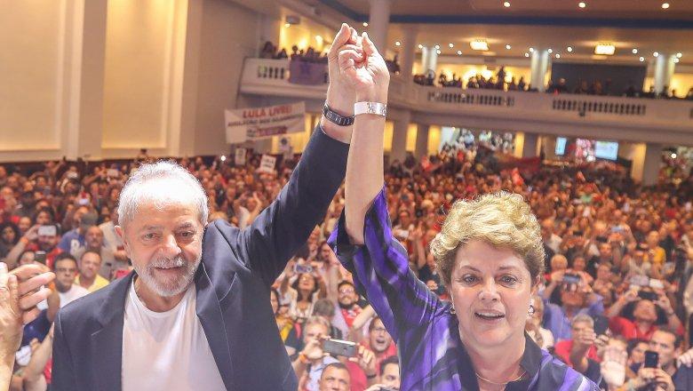 Leia o discurso de Lula na abertura do 7º Congresso Nacional do PT