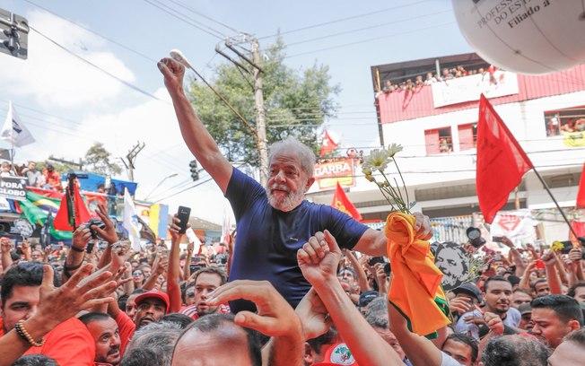 Lula: quero limpar meu nome para ajudar a reconstruir a confiança do Brasil no governo