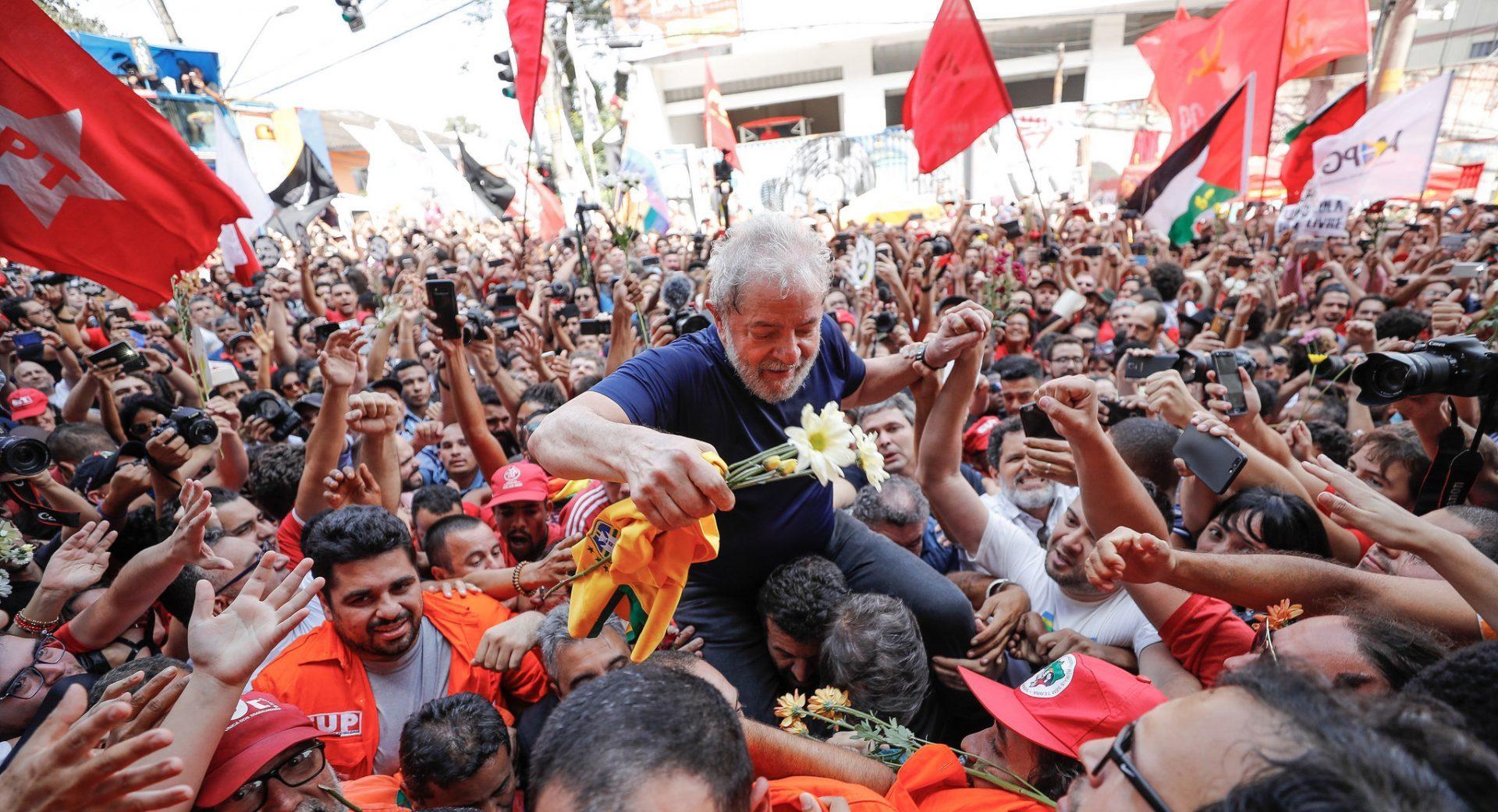 Acompanhe as movimentações para a libertação de Lula após decisão do STF