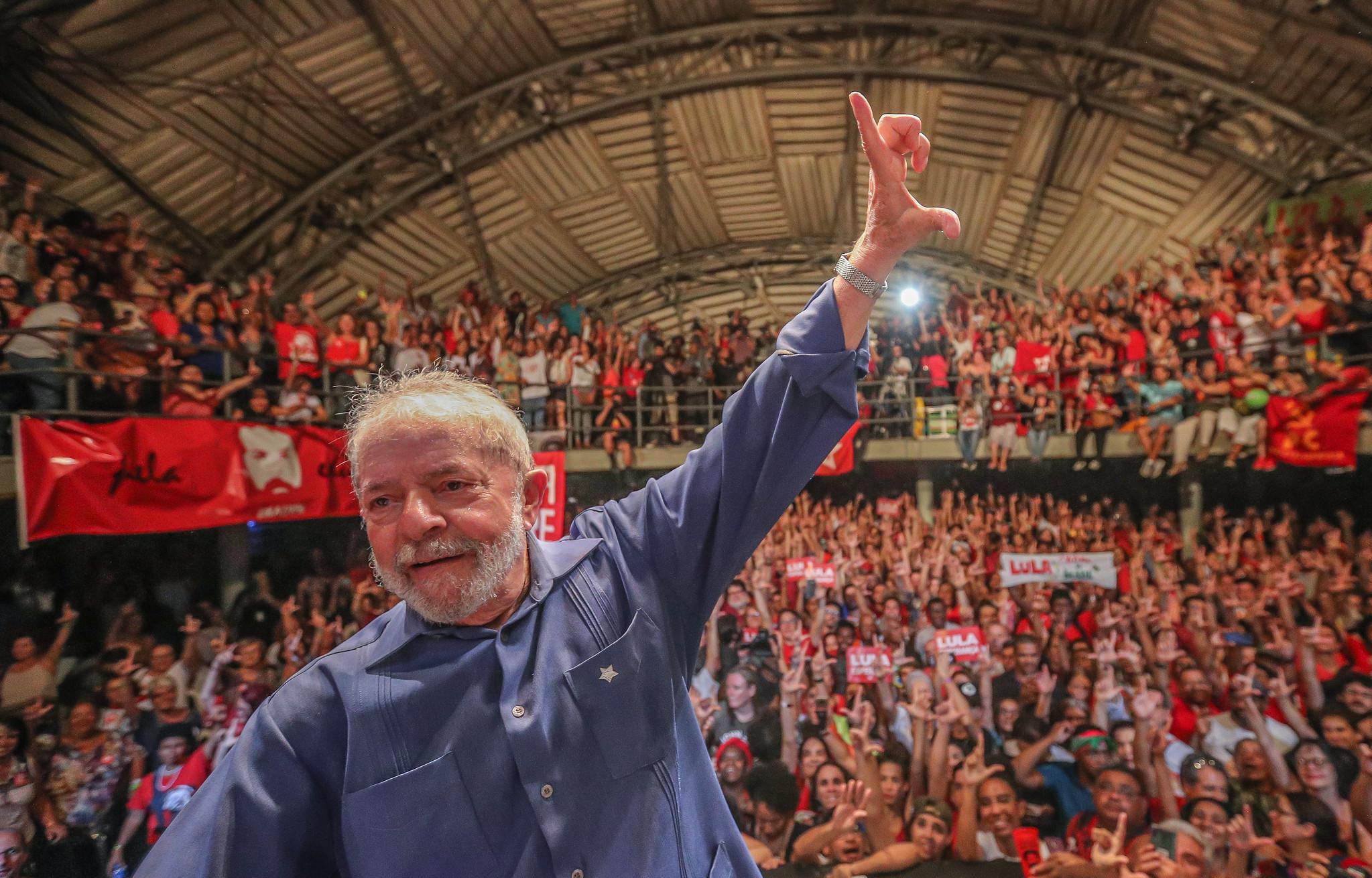 Leia a íntegra do manifesto de Lula à Cultura