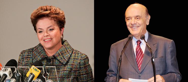 Dilma ultrapassa Serra na preferência do eleitor mineiro