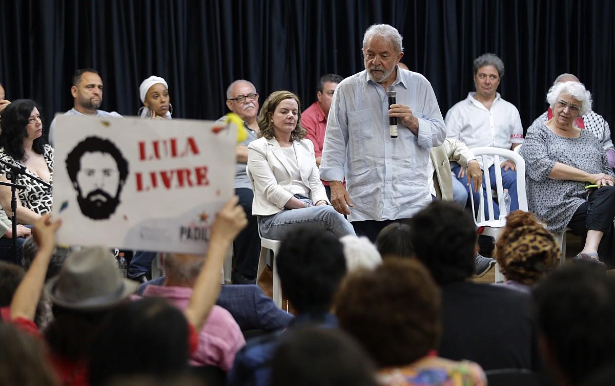 Lula é homenageado por comunidade judaica por luta pelos direitos humanos