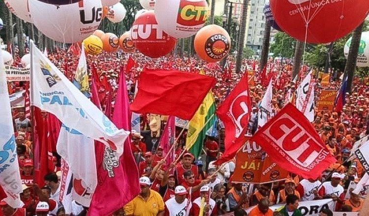 Fora, Bolsonaro: trabalhadores unidos pela vida e por empregos