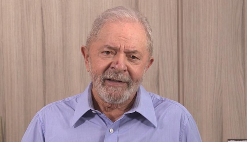 """Lula: """"A pandemia deixou o capitalismo nu"""""""