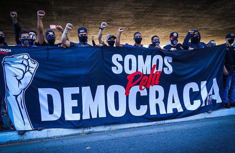 Líderes da Minoria e da Oposição repudiam tentativa de criminalizar manifestações pacificas pró-democracia