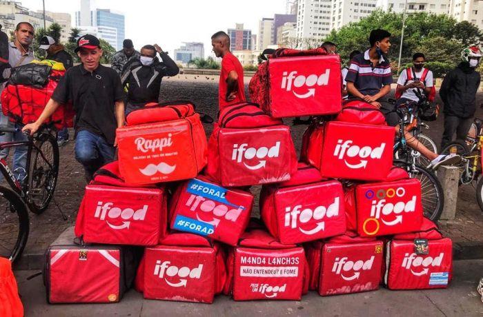 Em apoio à greve dos entregadores, Fenamoto quer parar 7,5 milhões de motoboys