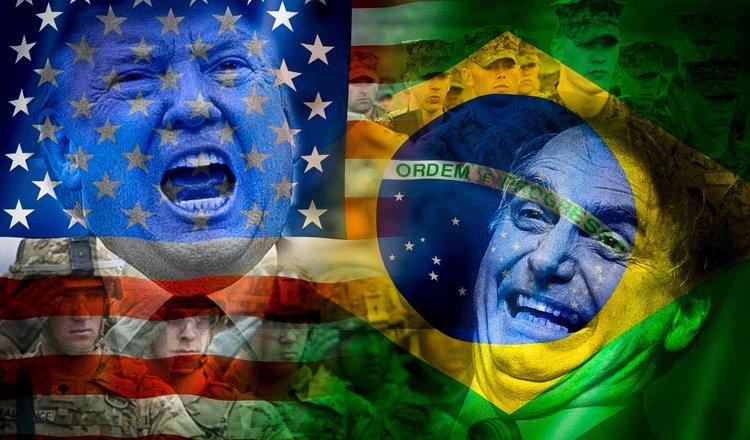 Nem o Pentágono enxerga o povo como inimigo, só Bolsonaro