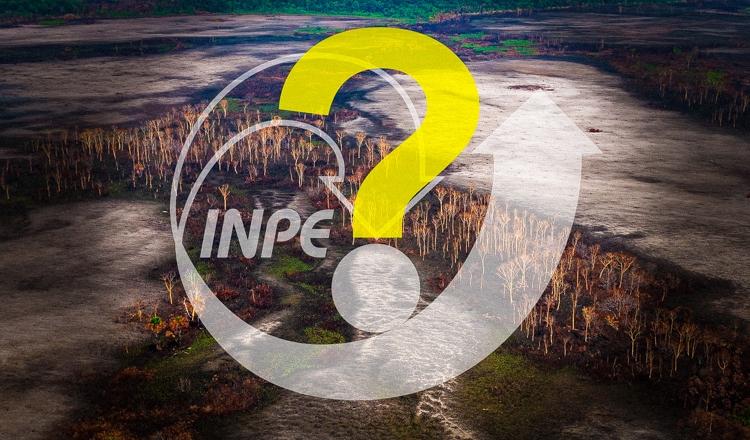 """Demissão no Inpe sugere """"apagão"""" de dados do desmatamento"""