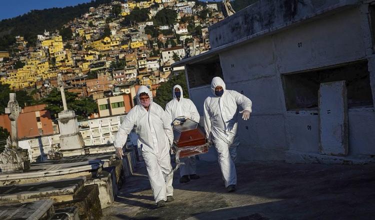 Tragédia humanitária mantém Brasil sob holofotes da mídia estrangeira
