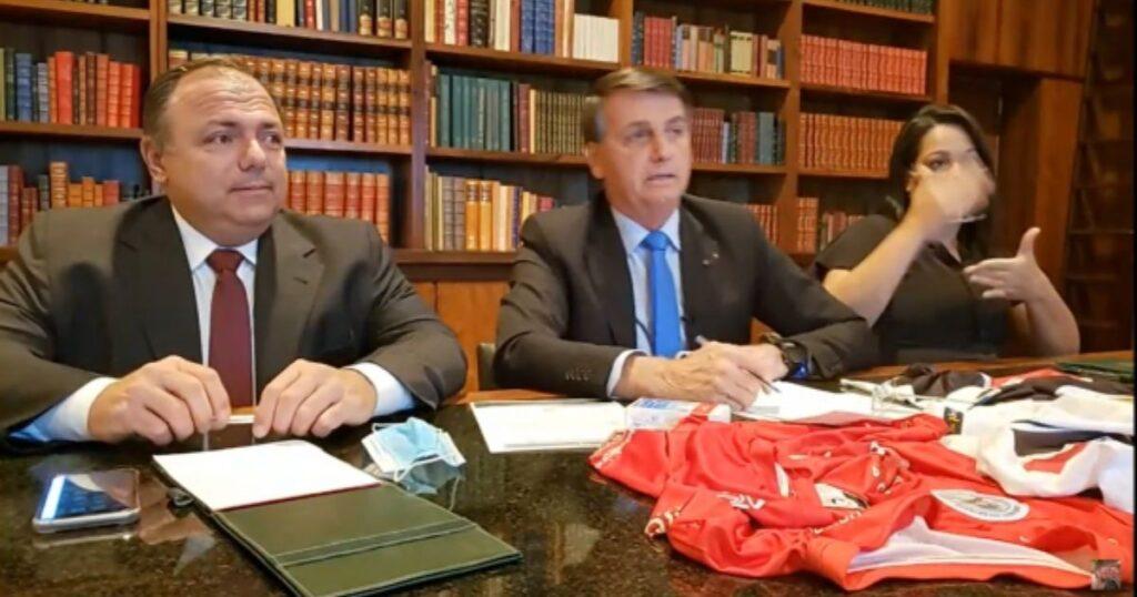 Negacionismo de Bolsonaro deve elevar número de mortes a 200 mil em 3 meses, alerta Fiocruz