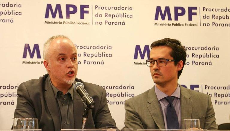 PT entra com ação na PGR e no CNMP contra procuradores da Lava-Jato