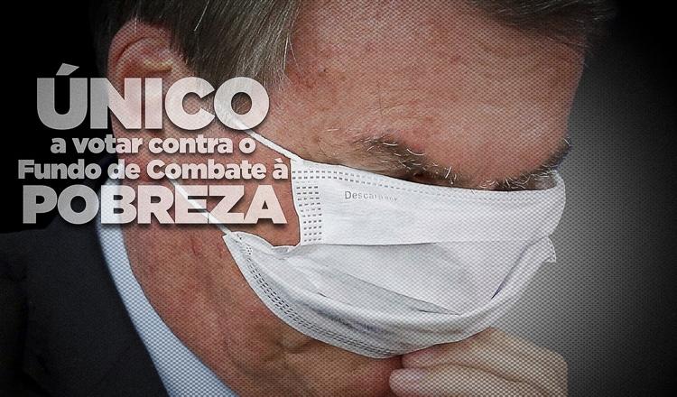 Inimigo do Bolsa Família, Bolsonaro faz demagogia com R$ 600