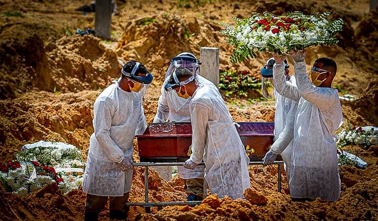 Sabotagem do governo agravou mortes por Covid-19, diz estudo