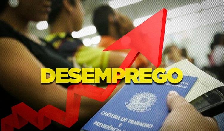 Desemprego recorde em 2020 é obra de Bolsonaro-Guedes