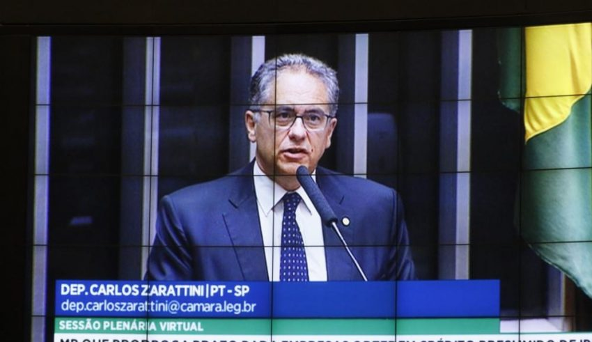 Zarattini critica situação caótica criada por Bolsonaro no País