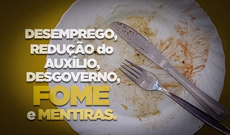 Bolsonaro também aumenta fake news para esconder custo de vida