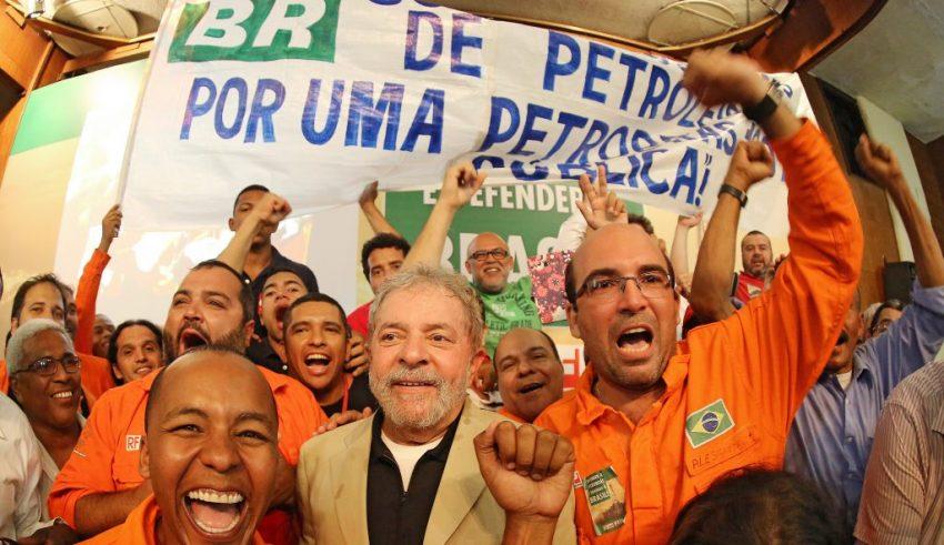 Petrobras afirma ao STF que nunca acusou Lula nos EUA