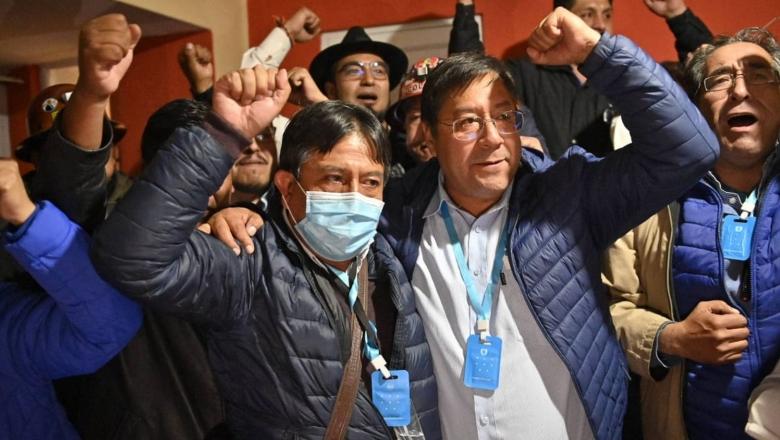 Vitória do povo boliviano. Eleição de Lucho recupera democracia