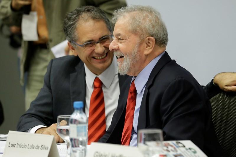 """""""Lula não precisa só de desculpas, ele precisa é de Justiça"""", diz deputado a Frota"""