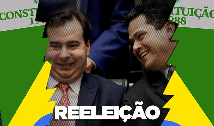 STF barra reeleições de Maia e Alcolumbre na Câmara e Senado