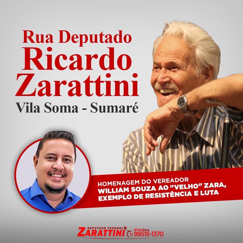 VILA SOMA REGISTRA NOMES DE RUAS