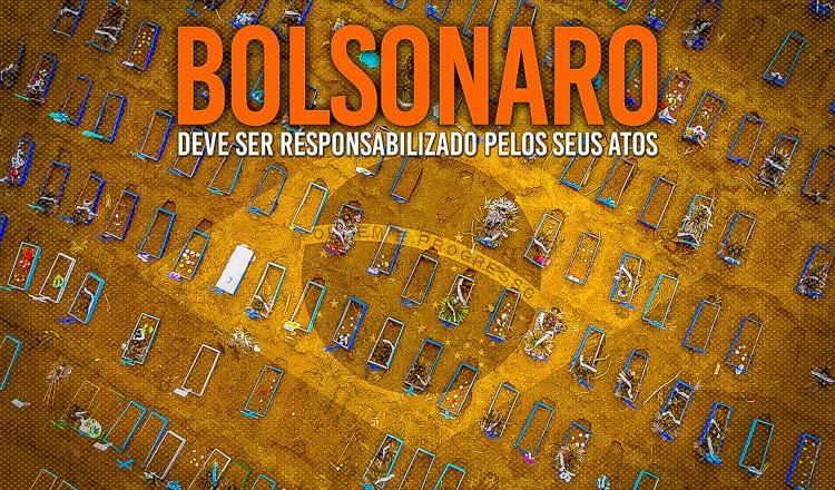 """Cientistas do mundo denunciam Bolsonaro: """"Deve ser responsabilizado"""""""