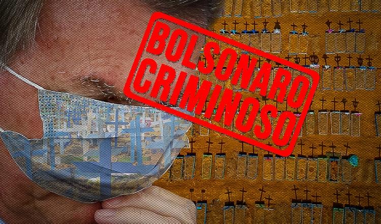 """Bolsonaro cometeu """"homicídio por omissão"""", diz comissão da OAB"""