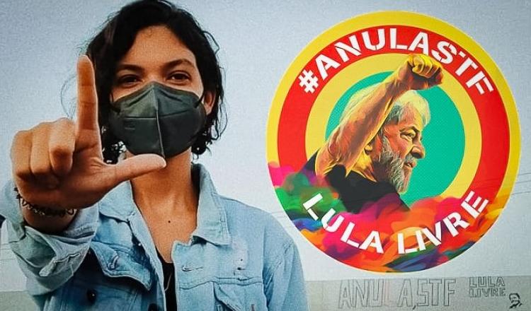 Moção de solidariedade à vereadora Duda