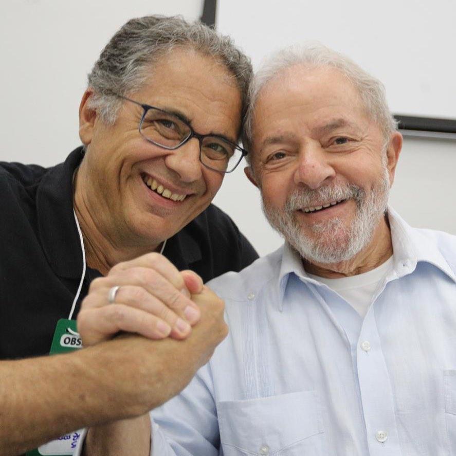 Lula confirma que será candidato a presidente