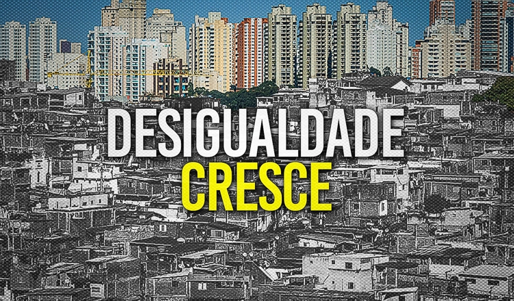 Bolsonaro e pandemia agravam a desigualdade social no Brasil