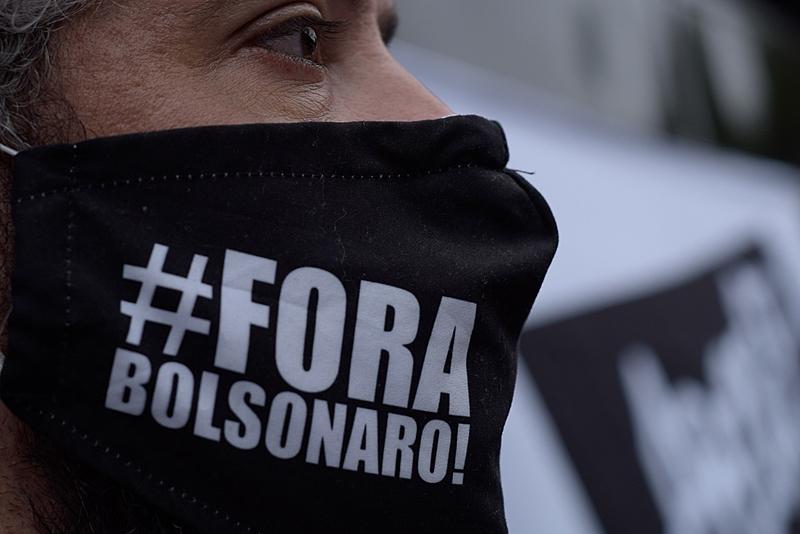 Novo protesto de rua contra Bolsonaro é marcado para 19 de junho