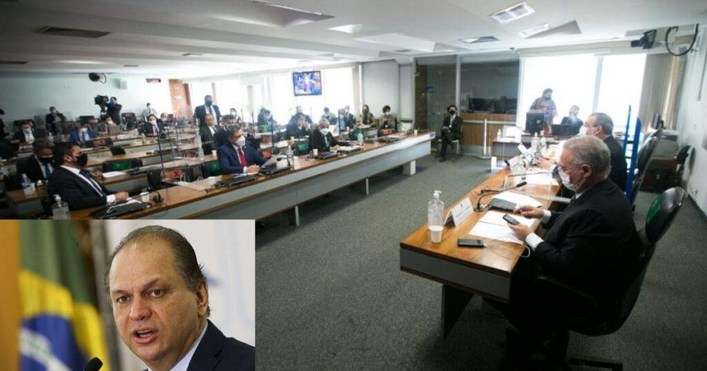 CPI investiga propinas de até R$ 296 mil mensais no Ministério da Saúde