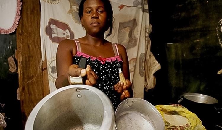 Mulheres são as mais atingidas pela fome no mundo
