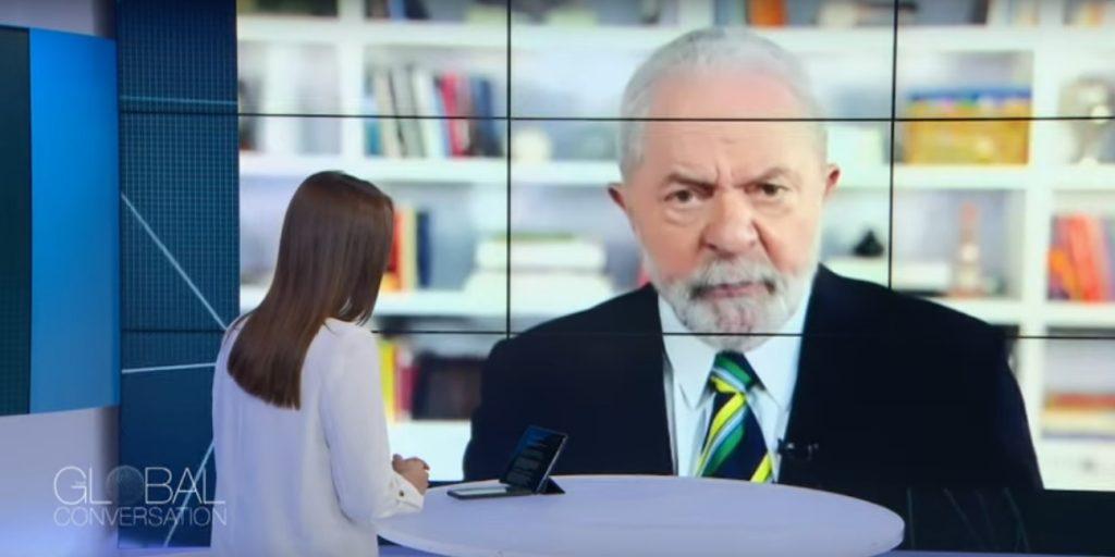 Lula à Euronews: Polarização no Brasil é entre fascismo e democracia e eu represento a democracia