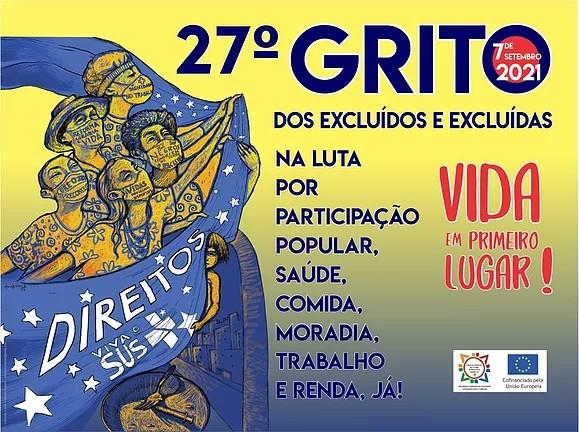 GRITO DOS/AS EXCLUÍDOS