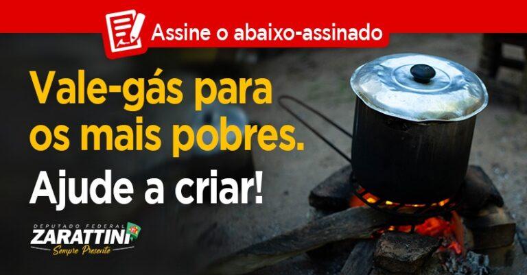 Vale-gás vai dar um alívio no bolso dos mais pobres