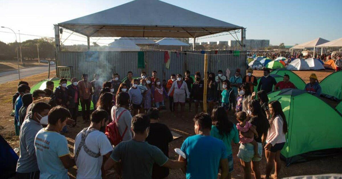 Julgamento do Marco Temporal definirá futuro dos indígenas. 'STF tem a chance de fazer justiça'
