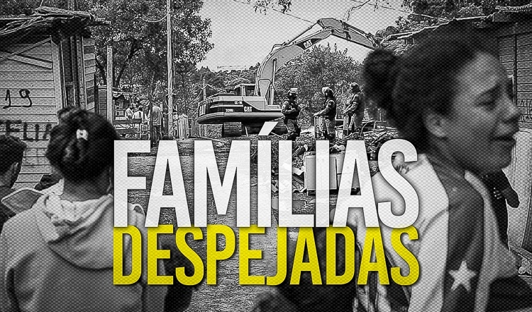 Sem emprego e renda, famílias brasileiras perdem seus lares